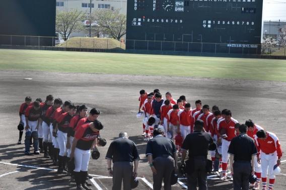 第9回日本少年野球北國新聞社旗争奪北陸大会 2回戦の模様